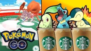 UNTERSCHÄTZTE POKÉMON & STARBUCKS GEN 2 RELEASE? | Pokémon Go Adventskalender #6