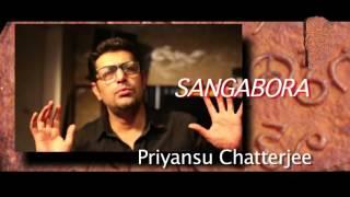 Priyanshu Chatterjee Interview on SANGABORA 2016 FILM   YouTube 720p