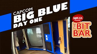 Capcom Big Blue Arcade Game - Introduction and Cleaning
