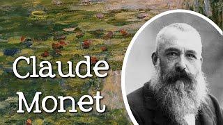 Biography of Claude Monet: Famous Artists for Children - FreeSchool