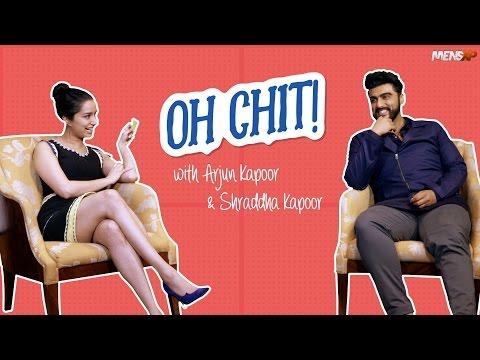 Xxx Mp4 MensXP OH CHIT With Arjun Kapoor Shraddha Kapoor Interview With Half Girlfriend Cast 3gp Sex