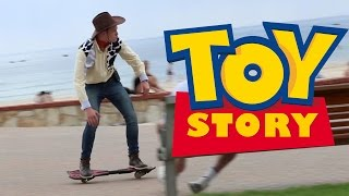 THE GREATEST REAL LIFE TOY STORY!!