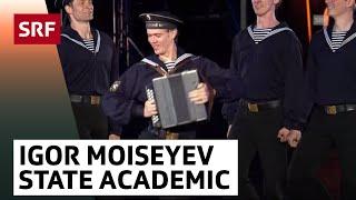 Igor Moiseyev State Academic Ensemble of Popular Dance - Russland - Basel Tattoo 2017 vom 16.9.2017