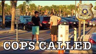 """""""Do You Have the Stuff?"""" Prank (COPS CALLED!!)"""
