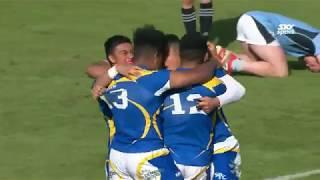 First XV Final: St Peter's (Auckland) v Napier Boys High School