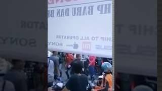 Detik-Detik Begal Di Amuk Masa Warga di Citayam Depok