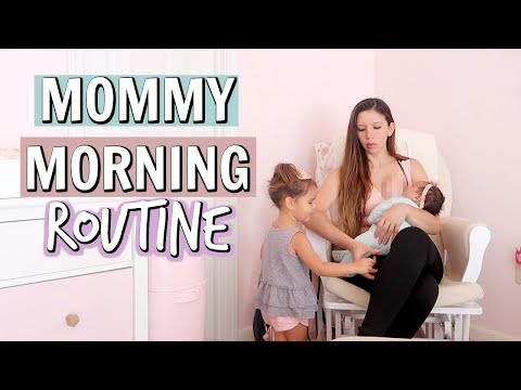 Xxx Mp4 MOMMY MORNING ROUTINE WITH NEWBORN AND TODDLER 3gp Sex