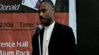 Is the Qur'an A Divine Revelation from God? ( Carlton's Opening Statement - 2 of 4 )