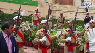 Independence Day Ceremony Held at Azadi Chowk Lahore - Special Report on UrduPoint