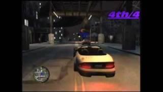 GTA IV Supercar Street Racing Episode 3