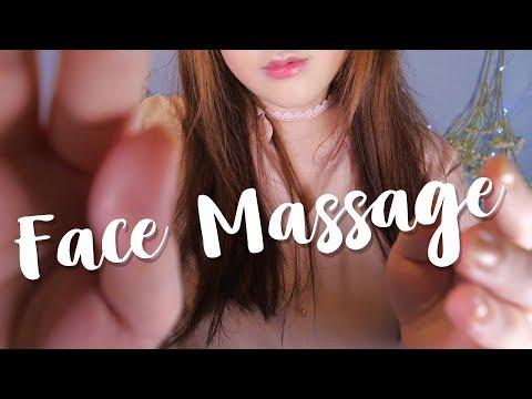 Xxx Mp4 ASMR Face Massage 얼굴마사지 😊✨ 3gp Sex
