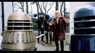 Doctor Who | Day of the Daleks Trailer | Jon Pertwee