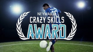 Neymer Jr. crazy skills - New Commercial HD