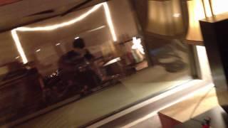 KKR album 3 // recording acoustic guitar