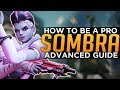 Download Video Download Overwatch: How to Be a PRO Sombra - Infinite Invis Advanced Guide 3GP MP4 FLV