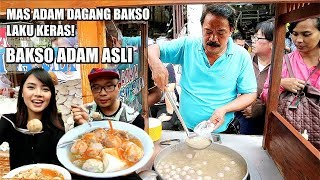 BAKSO MAS ADAM, LAKU KERAS! Ft. EnjoyAja