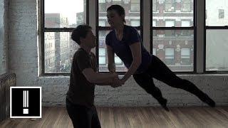 The LGBTQ Dance Company Challenging Gender Norms With Ballet   NBC Left Field