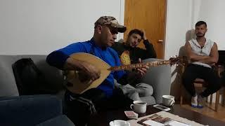 أغنية كردية بصوت وعزف فنان البزق زهير جاسم