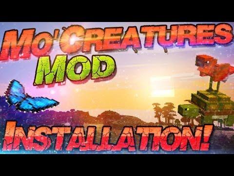 ➥ Minecraft 1.10.2 Mo Creatures Mod ➟  Mehr Tiere in Minecraft!   German Deutsch   Mac + Windows
