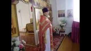 Проповедь в Праздник Пророка Илии
