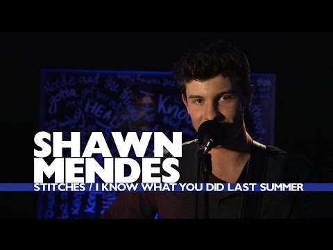 Shawn Mendes - 'Stitches / I Know...' (Capital Session)