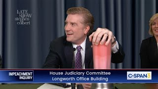 Watch Rep. Jerrold Nadler Fend Off Republican Interruptions