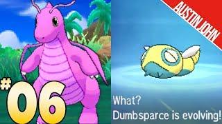 Dunspace Evolution? Orange Island Dragonite & More! Pokemon ultraLOCKE EP6 | Austin John Plays