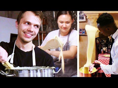 Re Creating the Cheesiest French Potato Dish Aligot