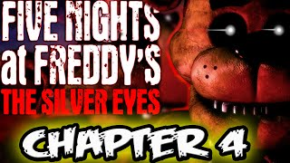 FNAF NOVEL CHAPTER 4 ENDING READING || Razz Reads Five Nights at Freddy's The Silver Eyes Novel