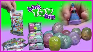 BLIND BAG ROUND-UP! Disney Frozen Capsules, Shopkins + MORE | Bin's Toy Bin