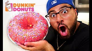 DIY GIANT DONUT!!