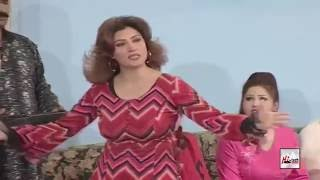SEXY HINA SHAHEEN & SOHAIL AHMED KA ISHQ PECHA - PAKISTANI STAGE DRAMA FULL COMEDY CLIP