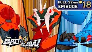 Jinlins Gone Wild   BattleClaw Season 1   Episode 18