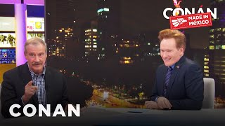 Full #ConanMexico Interview With Vicente Fox