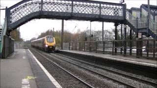 Trains & Tones Galore @ Barnt Green 22/11/2014