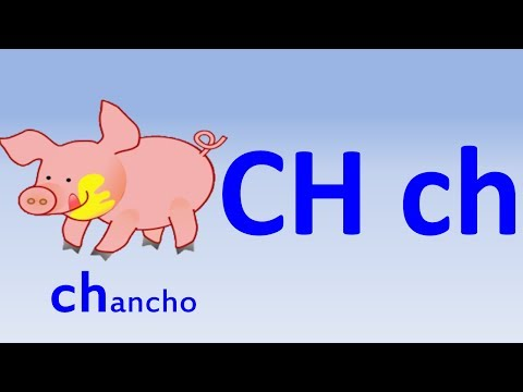 Abecedario para niños Spanish Alphabet for children Learning Spanish Alphabet