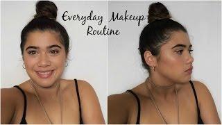 EVERYDAY Makeup Routine 2017 | Lailani Sauaga