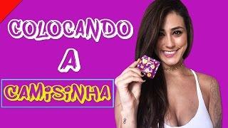 COLOCANDO A CAMISINHA l Priscila Freitas #educaçãosexual