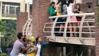 FRIENDS MASTI IN COLLEGE || NEW HINDI MOVIE - I DON'T LUV U || PART 1