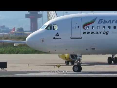 Xxx Mp4 HD 1080p Bulgaria Air Airbus A319 Barcelona El Prat BCN LEBL 3gp Sex
