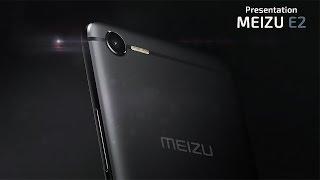 Презентация Meizu E2 I Новый чехол Hi Case