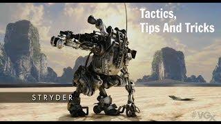 Titanfall - STRYDER Class Titan Tactics, Tips and Tricks