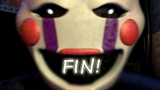 LA NOCHE FINAL - Five Nights At Freddy's 2 | Fernanfloo