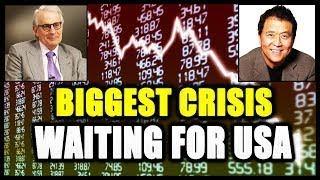 ROBERT KYOSAKI & DAVID STOCKMAN Discuss The Biggest Crisis Waiting for USA