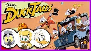 DUCKTALES (2017) Full Cast Announced - New DuckTales Short | Lisa