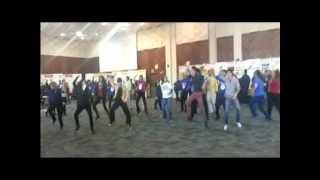 Bailan al ritmo de 'Gangnam Style'