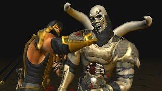 Mortal Kombat: Deception - All Fatalities on Monster NPC (1080p 60FPS)