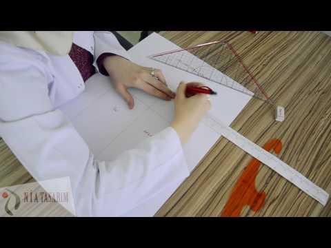 Nia Tasarım Kadın Giyim Modelistlik Videosu