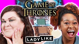 We Try the Game of Thrones x Urban Decay Eyeshadow Palette • Ladylike