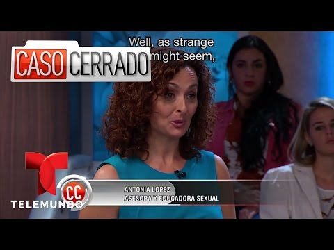 Caso Cerrado | She Orgasms While Breast Feeding | Telemundo English